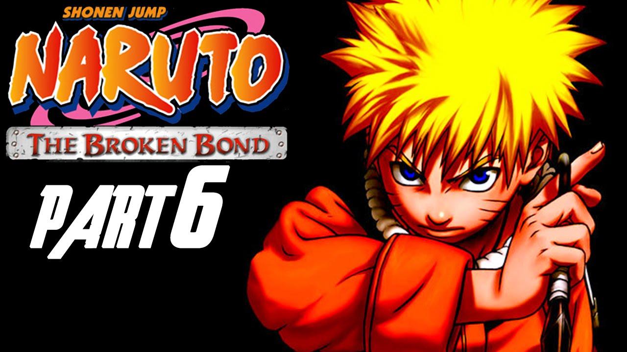 Naruto broken bond movie