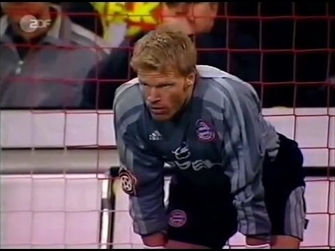 Kahn gegen 1. FC Kaiserslautern | DFB Pokal 2002