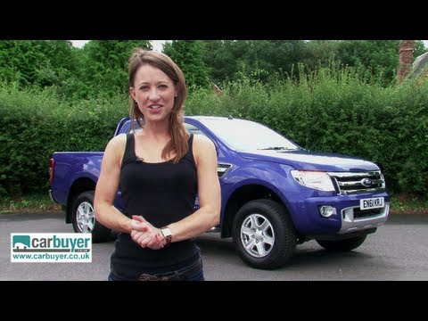 Ford Ranger review - CarBuyer