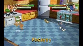 Tom vs jerry fight