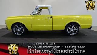 1969 GMC C10 Gateway Classic Cars #593 Houston Showroom