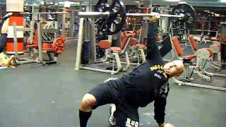 Turkish Get-up 110 lbs..avi