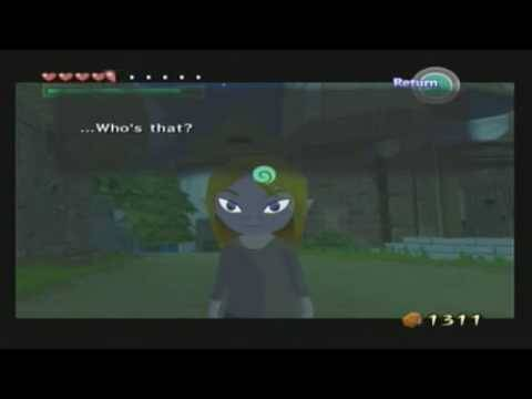 Let's Play LoZ Wind Waker, Part 58: To Catch A Thief