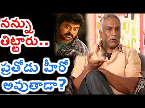 Tammareddy Bharadwaja Sensational Comments on Chiranjeevi   Exclusive Interview   HMTV