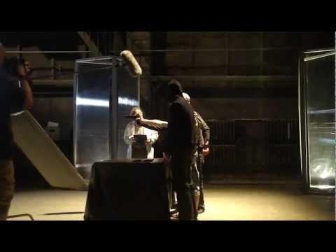 Видео как снимали Геймеры