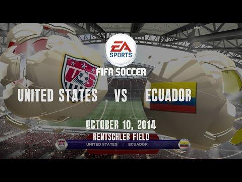 United States vs Ecuador | October 10, 2014 - Donovan's Farewell
