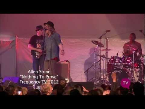 Allen Stone - Nothing To Prove live at Manifest 2012