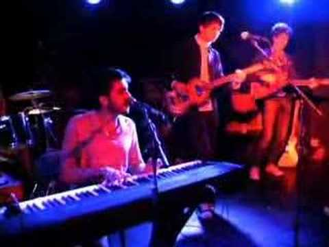 Voxtrot - Fast Asleep (live)