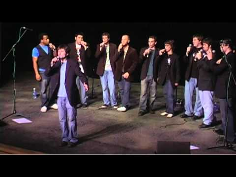 Disney Medley - VuVox Acapella