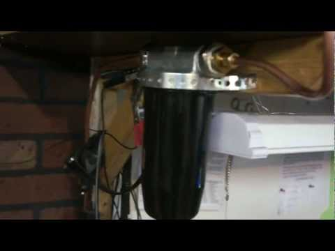 Waste Oil Heater Experiment 4
