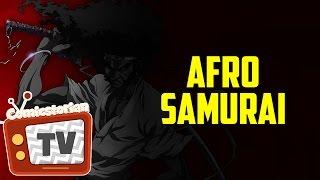 What Is - Afro Samurai