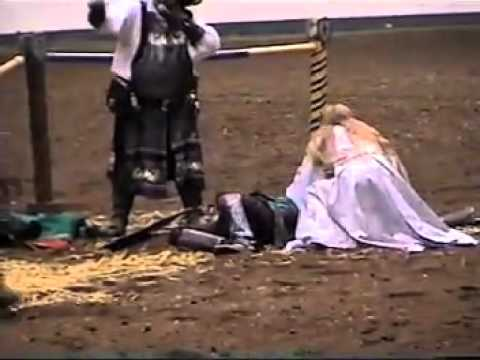 Jousting Accident