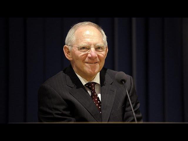 Schäuble ofrece a Estados Unidos intercambiar Grecia por Puerto Rico