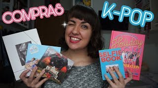 UNBOXING K-POP: EXO, Red Velvet, Girl's Generation, Taeyeon ~ Ainhy