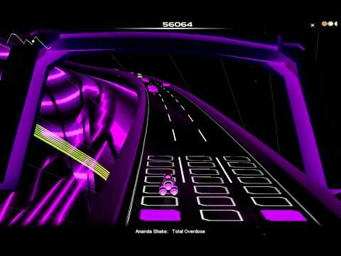 Ananda Shake - Total Overdose (audiosurf Hd) video