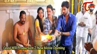 Good Will Production 2 New Movie Opening | Boyapati Srinu,Bellamkonda Sreenivas - 2015
