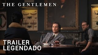 The Gentlemen • Trailer Legendado