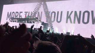 Axwell Ingrosso More Than You Know Steel Yard London
