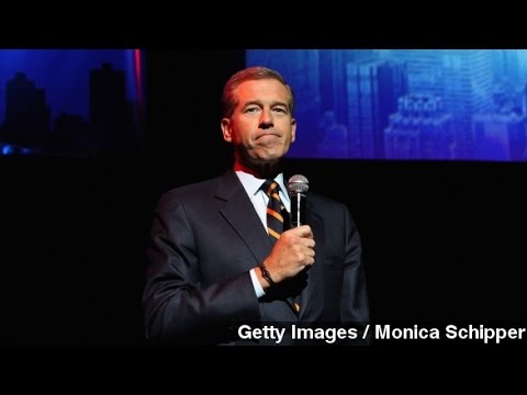 Brian Williams Is Under New Scrutiny For Katrina Reporting