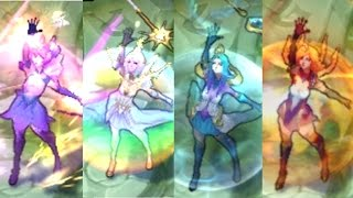 ELEMENTALIST LUX - ALL ABILITIES in 120 SECONDS (FOR ALL SKINS)