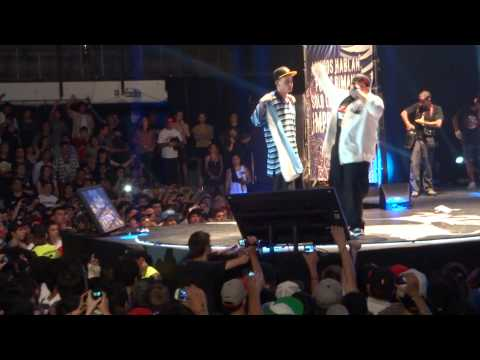 DTOKE vs JONY B Final Red Bull Batalla de los Gallos Internacional.