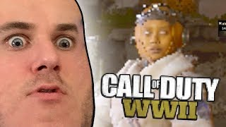 COD WW2 on the Wii...