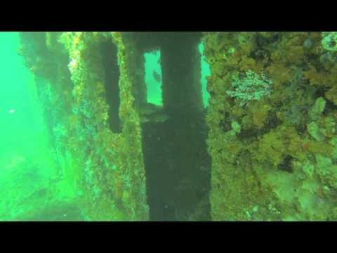 GOPRO Samana - Shipwreck Diving -  Plongee Epave (2014)