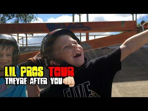 Lil Pros Kids Tour RACE DAY! Beenleigh BMX Dirt Track, Queensland, Australia