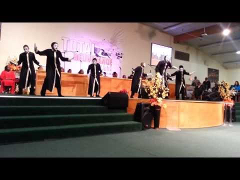 Its Working by William Murphy (Tribe Of Praise Mime)