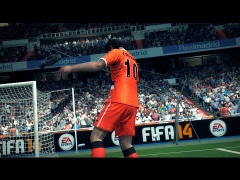 FIFA 14 - Next Gen Trailer