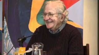 Chomsky Responsibility and integrity: the dilemmas we face Q&A 2/3