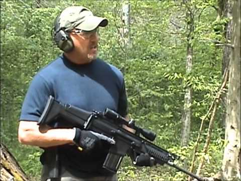 SCAR-Heavy and KEL-TEC RFB Battle Rifles Review