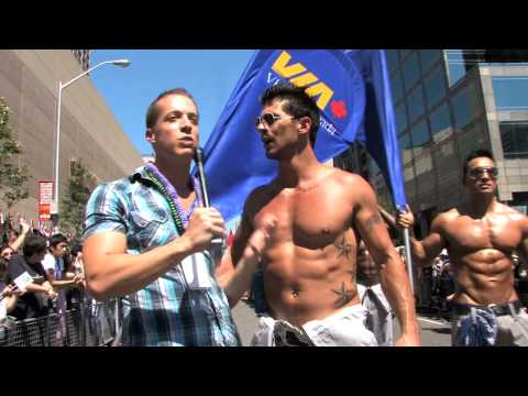 2010 Toronto Pride Parade: Michael Pihach reports from the street