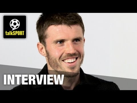 How Does Michael Carrick Think He Compares To Iniesta?