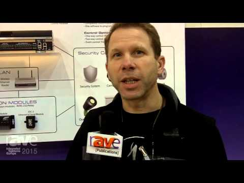 ISE 2015: RTI Exhibits In-Wall Controls and Audio Control Products