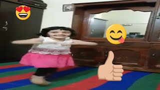 Cute and Funny dance by Kid/SONG/STEP BY STEP