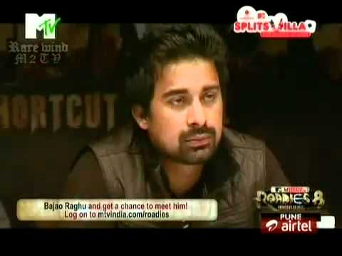 MTV Roadies 8 Pune Audition - Suraj aka Nagesh - The REAL Roadie...