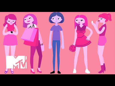 Faking It | Intersex Awareness Day | Mtv video