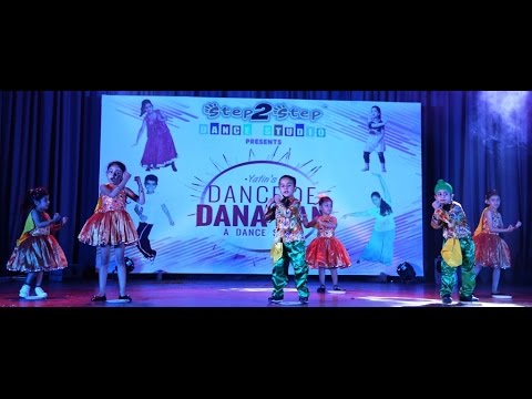 Chicken Kuk-Doo-Koo | Kids Dance | Dance Performance By Step2Step Dance Studio