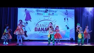 Chicken Kuk-Doo-Koo  Kids Dance  Dance Performance By Step2Step Dance Studio