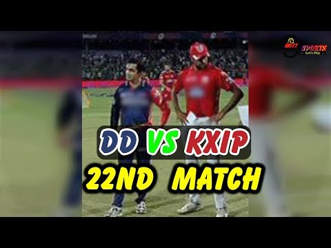 IPL 2018: Kings Xi Punjab Vs Delhi Daredevils | Full Match Analysis|22nd Match|24th April| Vivo IPL