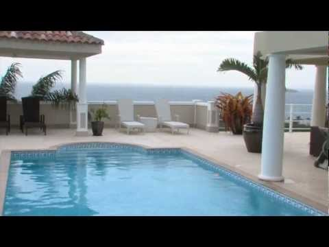 Red Pond Villa Oyster Pond Vacation Villa St Martin by SevenService.mp4