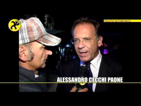 Occhio Al Caimano: Riccardo Signoretti