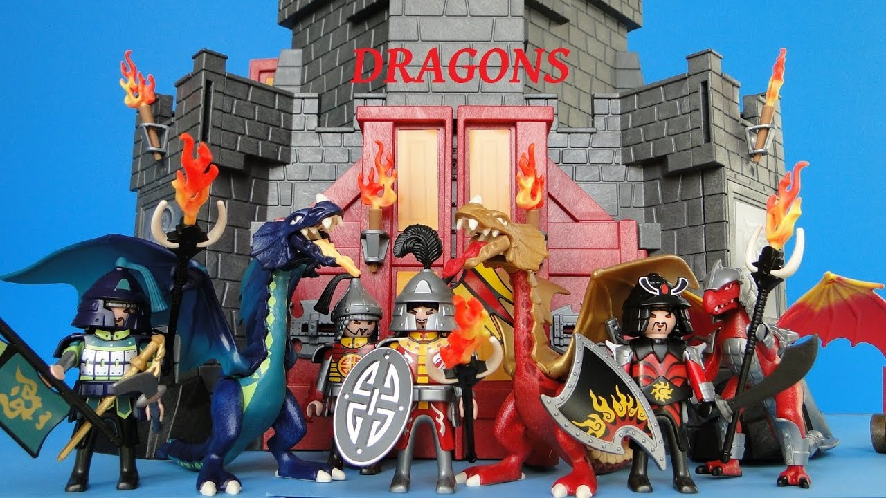 playmobil dragons 2014 youtube. Black Bedroom Furniture Sets. Home Design Ideas