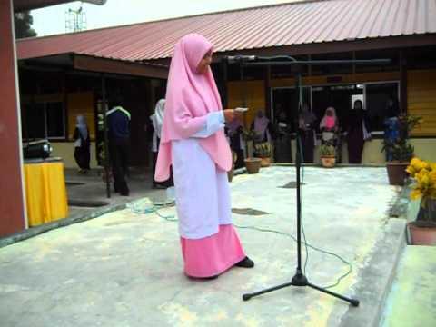 Persembahan Syair Di Perhimpunan Kokurikulum video