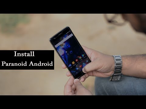 Install Paranoid Android 7.1.1 On OnePlus 3/3T (Works For Any Supported Device)