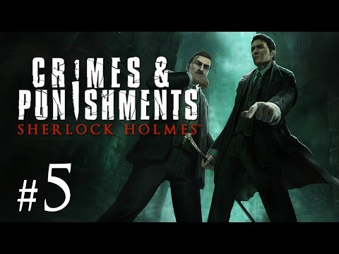 Sherlock Holmes: Crimes and Punishments Gameplay #5 - Das Schwein ist dran
