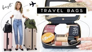 Best TRAVEL Bags, Backpack & Organizational Items 2019 Haul | How to pack smarter | Miss Louie