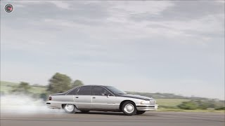 Chevrolet Caprice big-block 600 cv