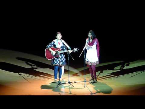In Dino Dil Mera (fusion + a twist) by Aparna & Minky WIS Cultural...